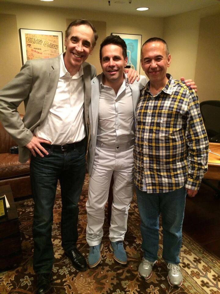 The super-talented actor, singer, and comedian Mario Cantone.