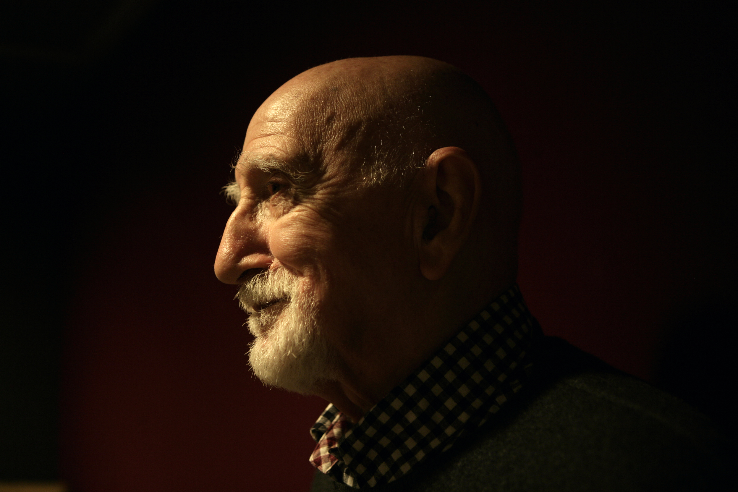 Dominic Chianese. --by Jessica Wynne