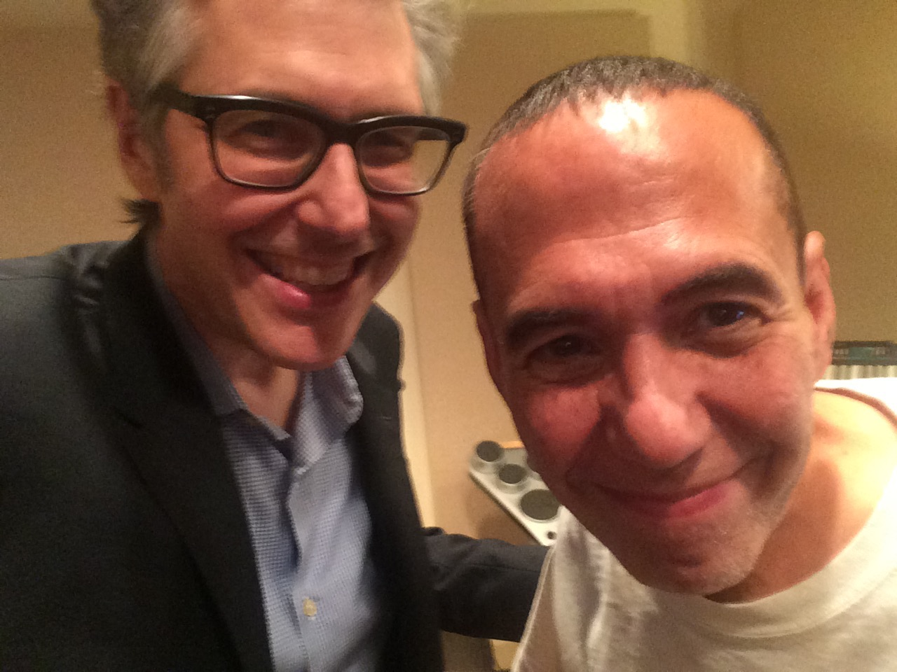 Gilbert and Ira Glass